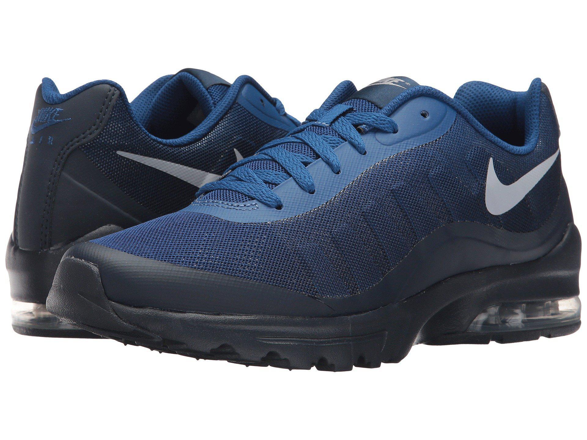 0fe50eec7e Nike Air Max Invigor Print Running Shoe in Blue for Men - Lyst
