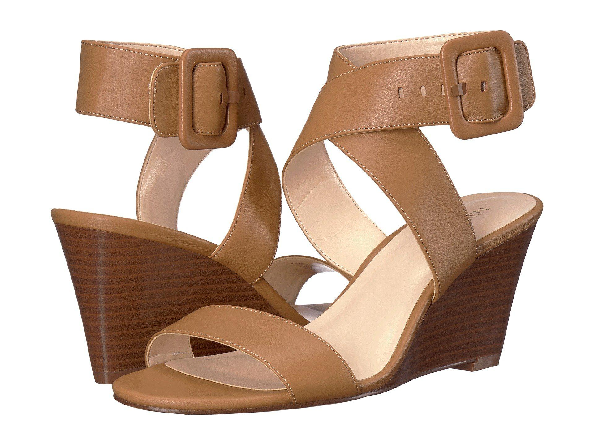 Nine West. Women's Brown Javas