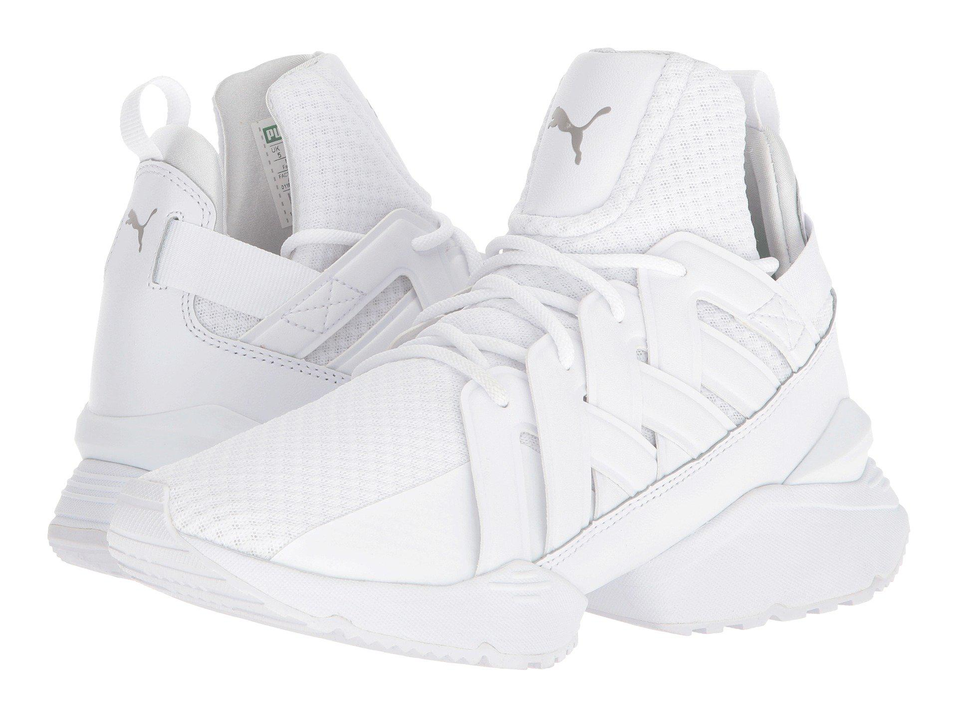 f6503b74079ce4 Lyst - PUMA Muse Echo Ep in White - Save 35%