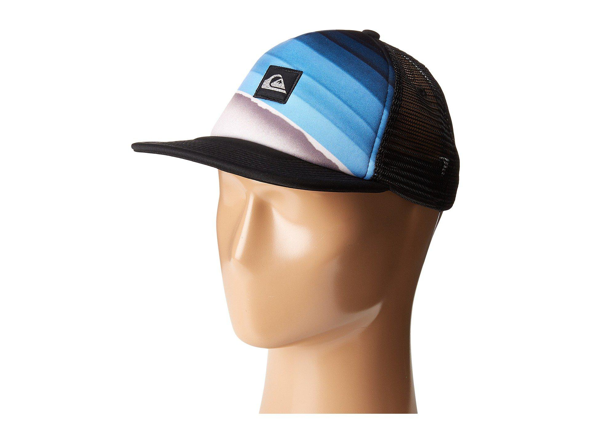 344c092f9c909 Lyst - Quiksilver Slash Turner Hat for Men