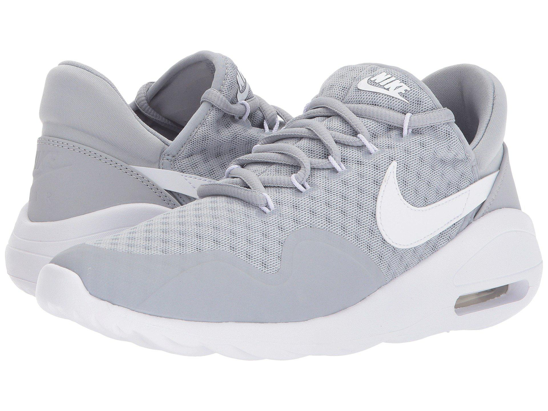 Nike. Women's Gray Air Max Sasha