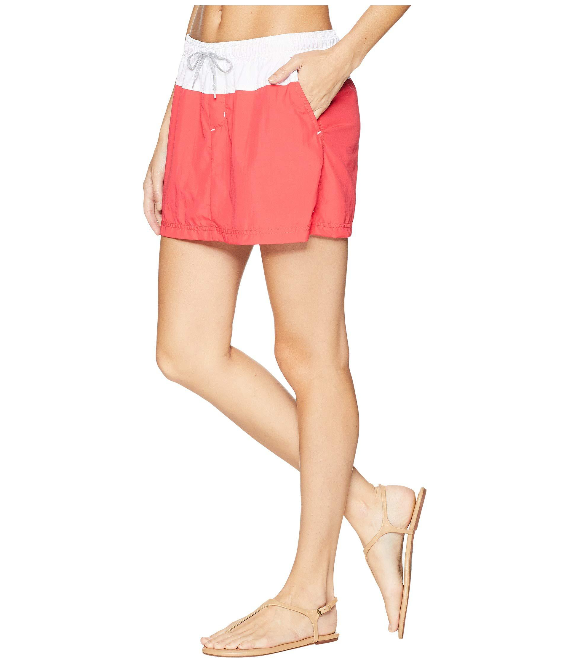 b2577c11efa76 Lyst - Columbia Plus Size Sandy River Skort in Red - Save 6%
