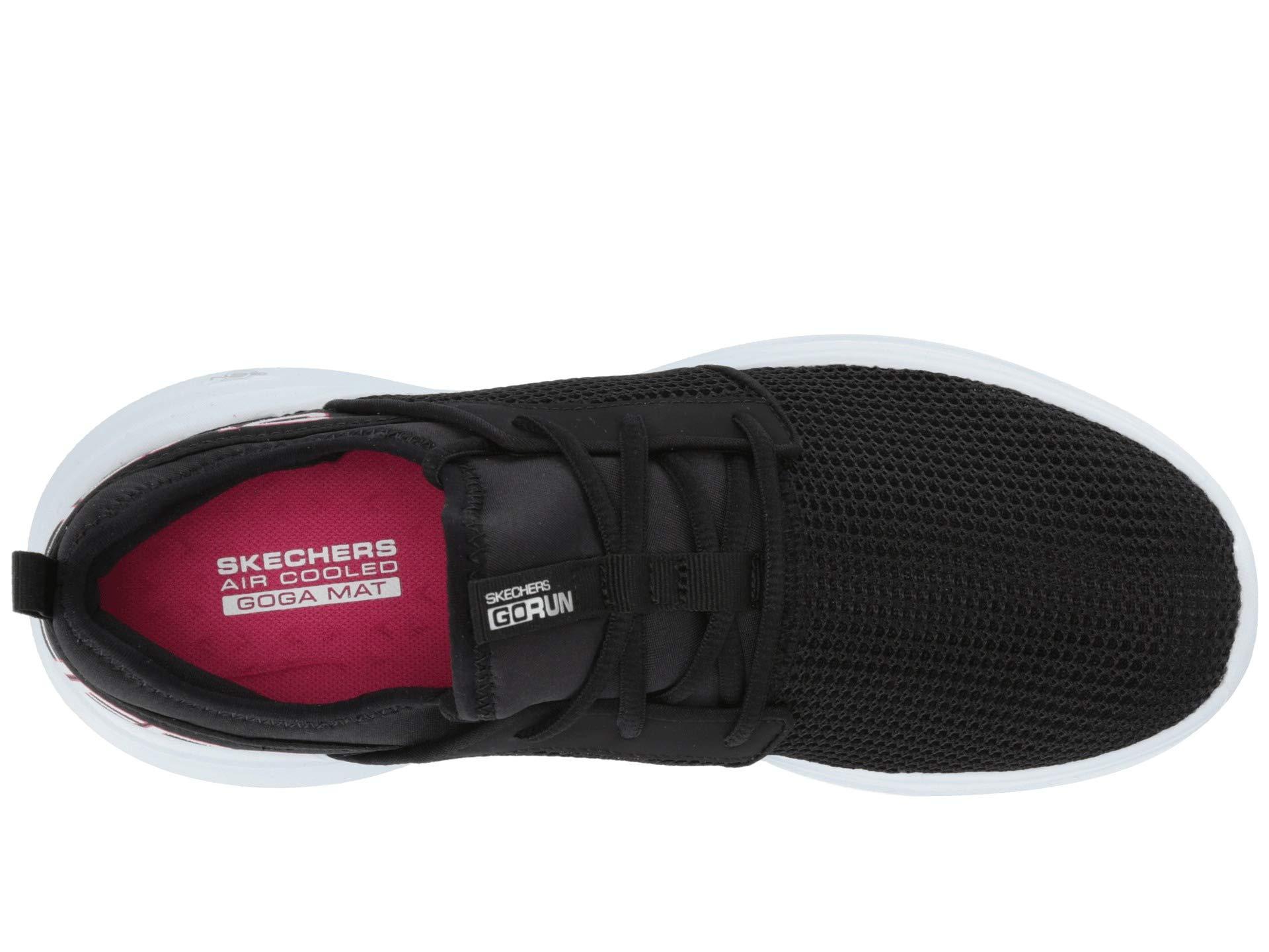 5d52d8e9e3 Skechers - Black Go Run Fast - Valor - Lyst. View fullscreen