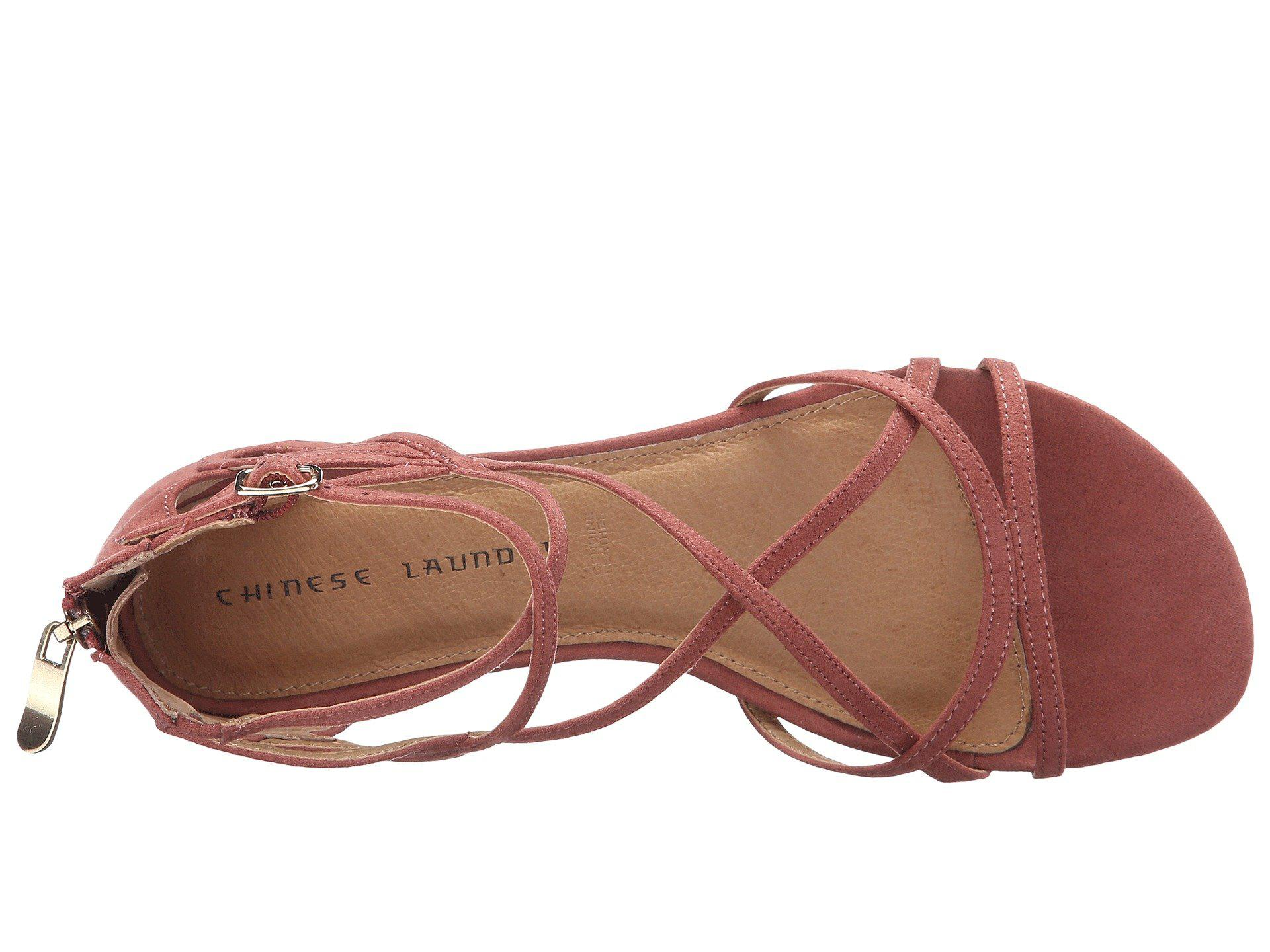 dfc0941ab570 Chinese Laundry - Multicolor Penny Sandal - Lyst. View fullscreen