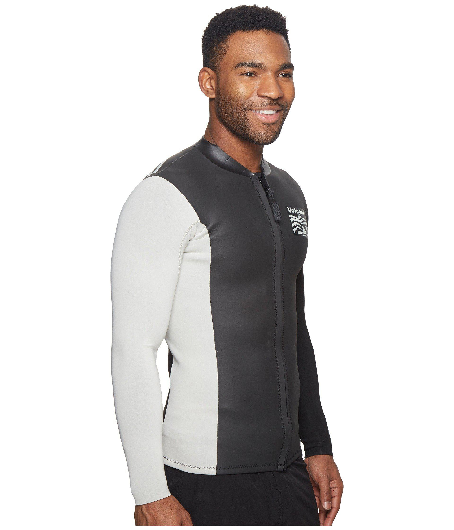 Lyst - Volcom Chesticle Jacket in Black for Men b06946f1fb9