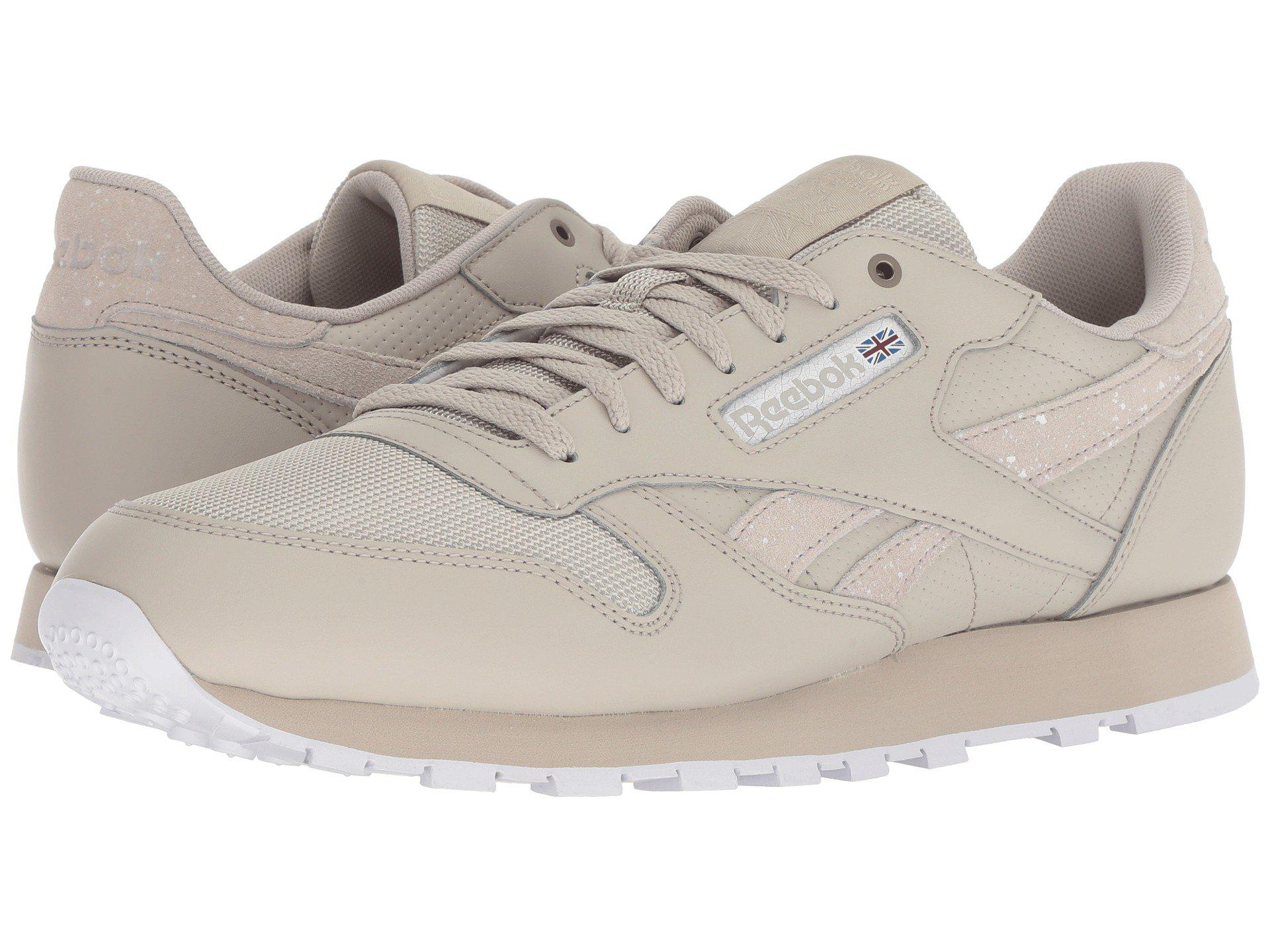 fb8c3ea9a67 Lyst - Reebok Classic Leather Mu in White for Men