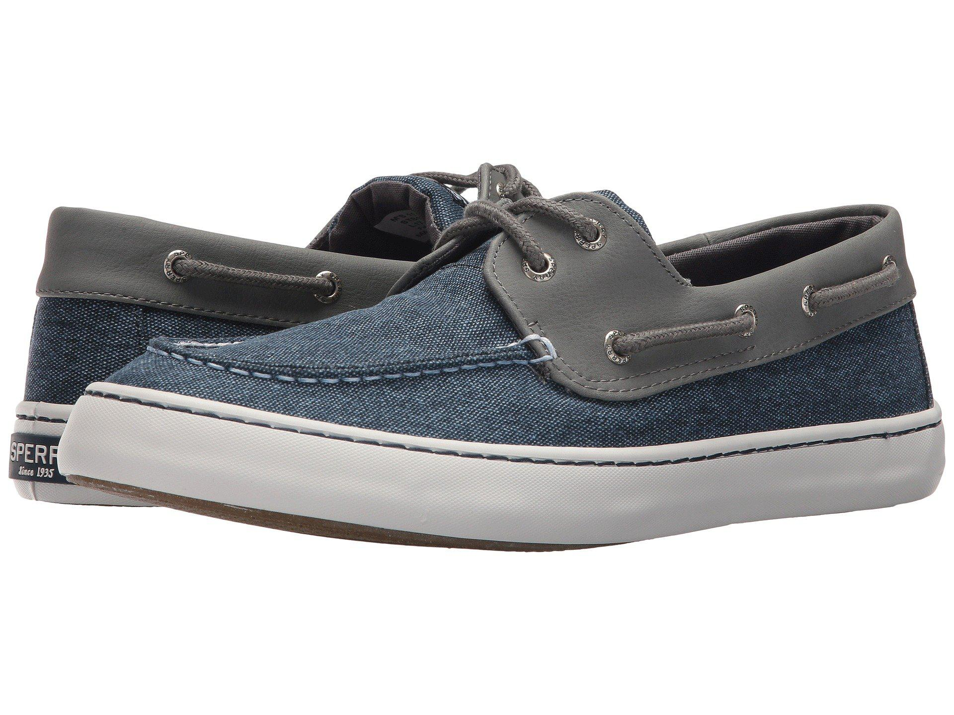 Cutter 2-Eye Chambray Sperry w3YLh7n