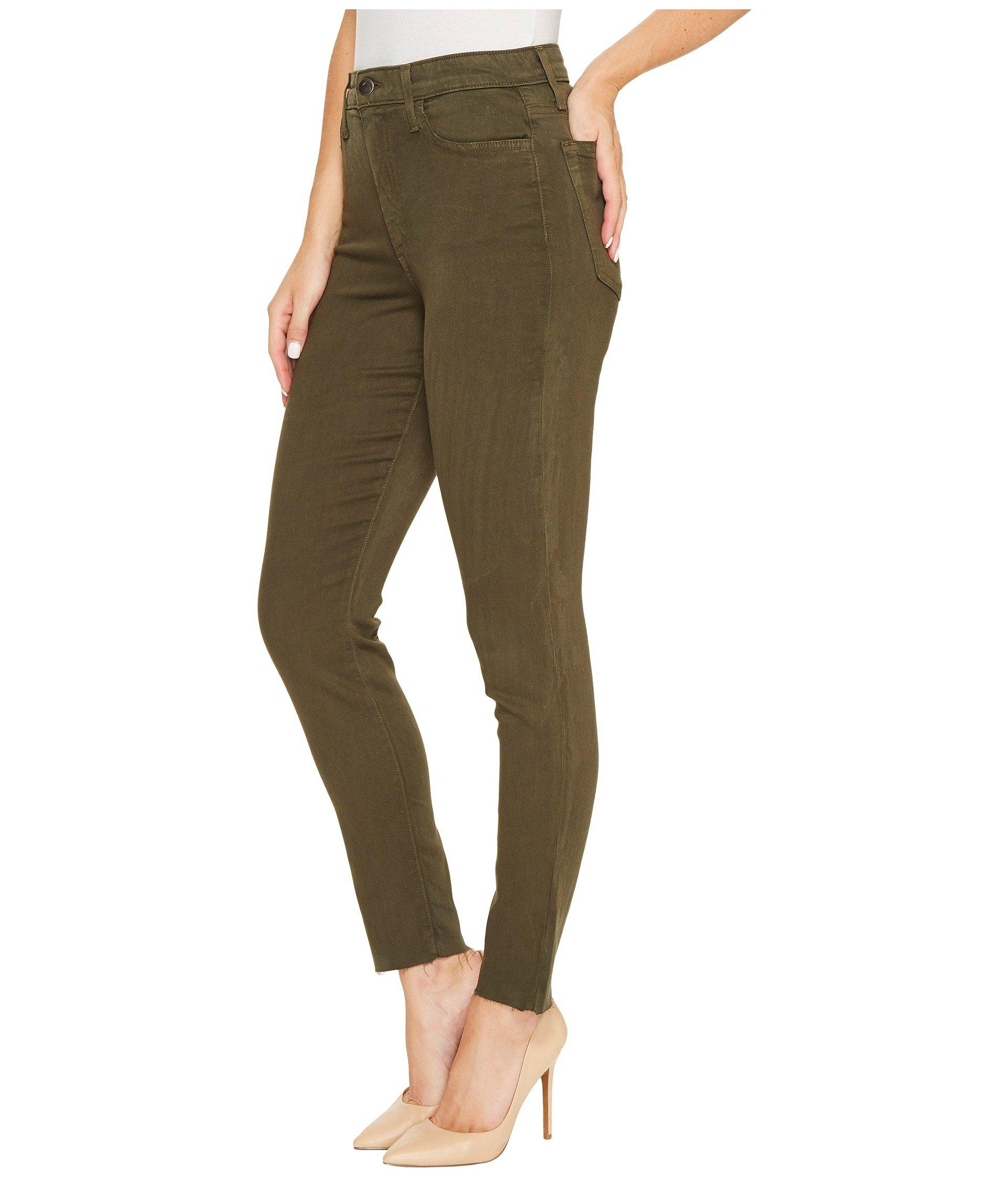 35956250707 Lyst - Joe s Jeans Charlie Ankle In Forest in Green - Save 35%
