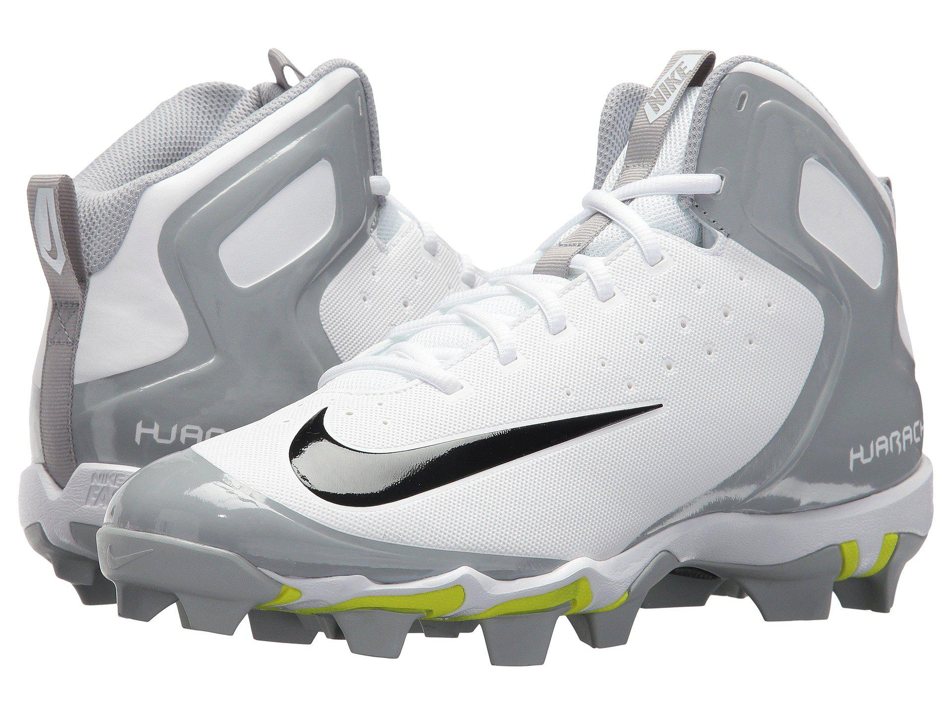reputable site d6353 4c68a Lyst - Nike Alpha Huarache Keystone Mid in White for Men