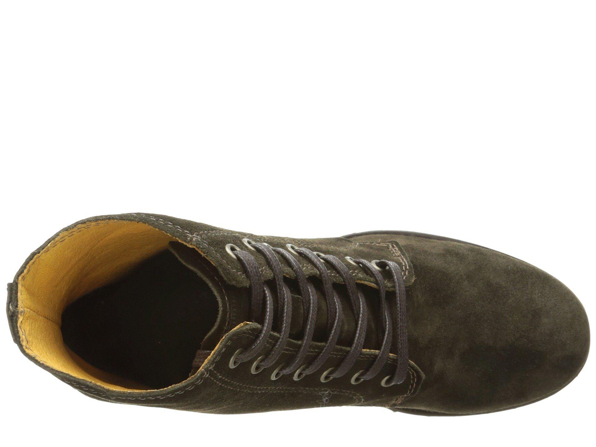 2373278707a9 Frye - Multicolor Sabrina 6g Lace Up - Lyst. View fullscreen