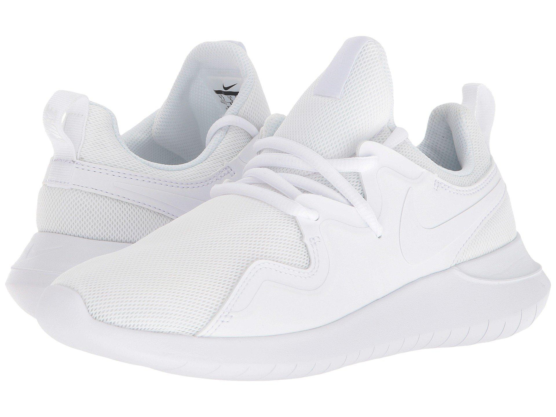 87ac18f6b Lyst - Nike Tessen in White - Save 40%