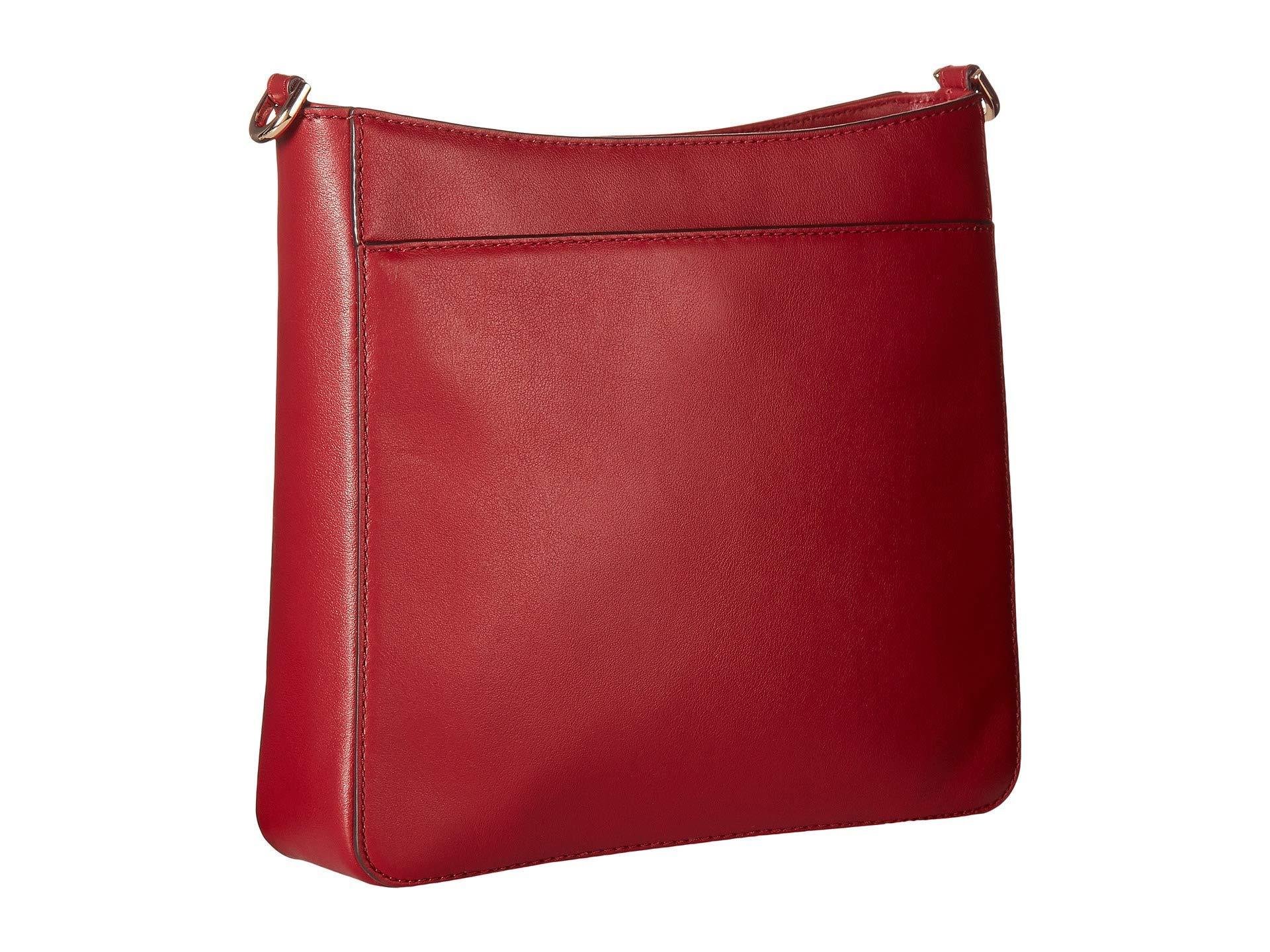 b02844149aa6 MICHAEL Michael Kors - Red Gloria Pocket Swing Pack - Lyst. View fullscreen