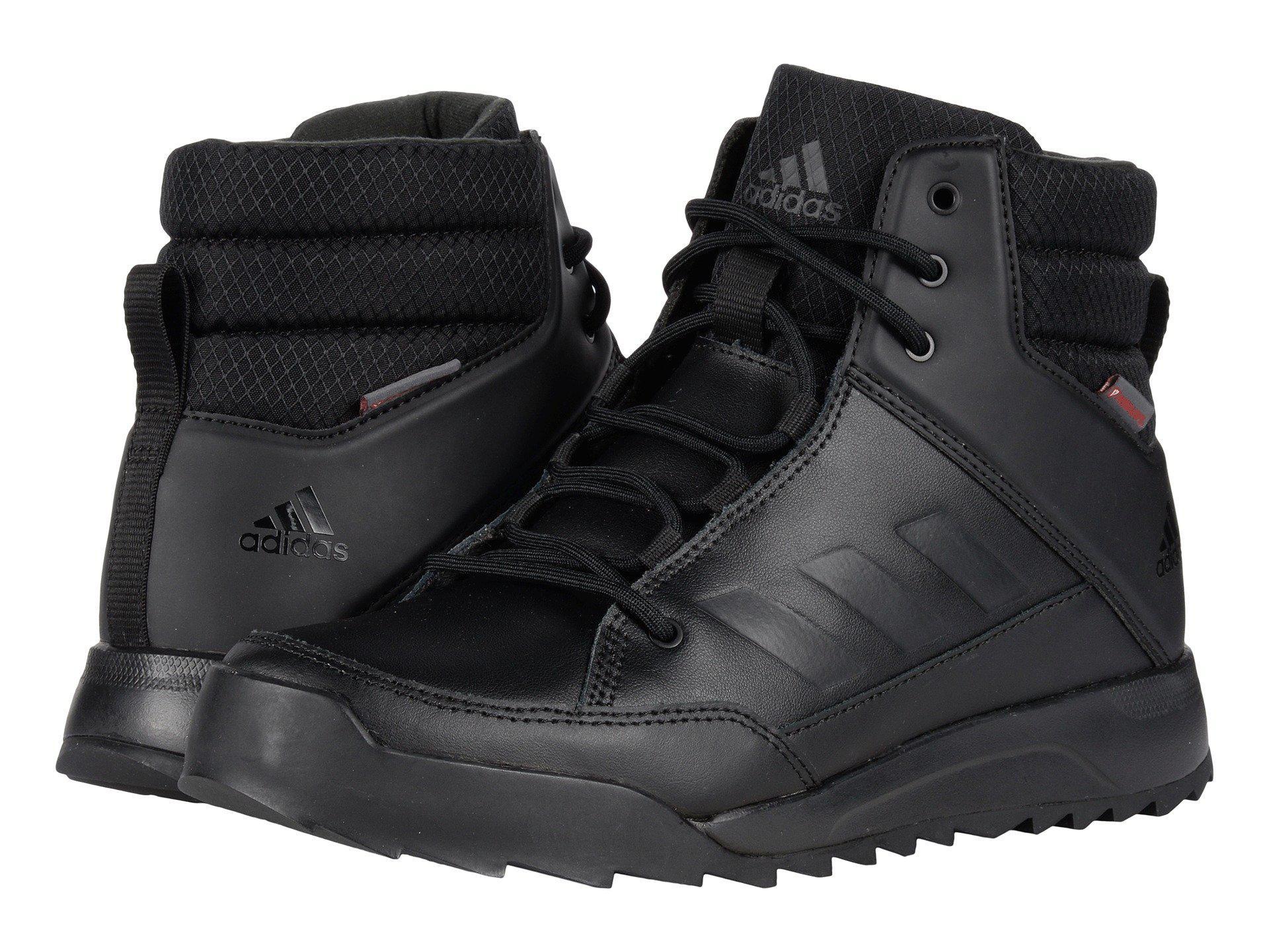Lyst adidas Originals CW choleah zapatilla de cuero en negro para hombres