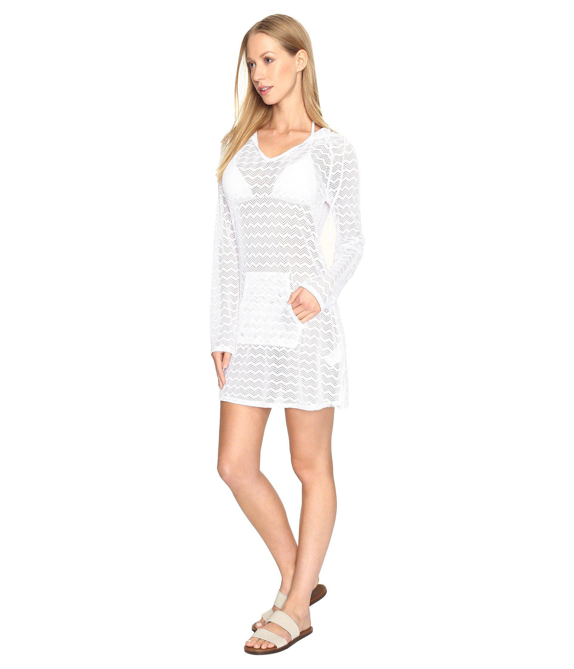 f3cdad6fa6 Lyst - Prana Luiza Tunic Cover Up in White