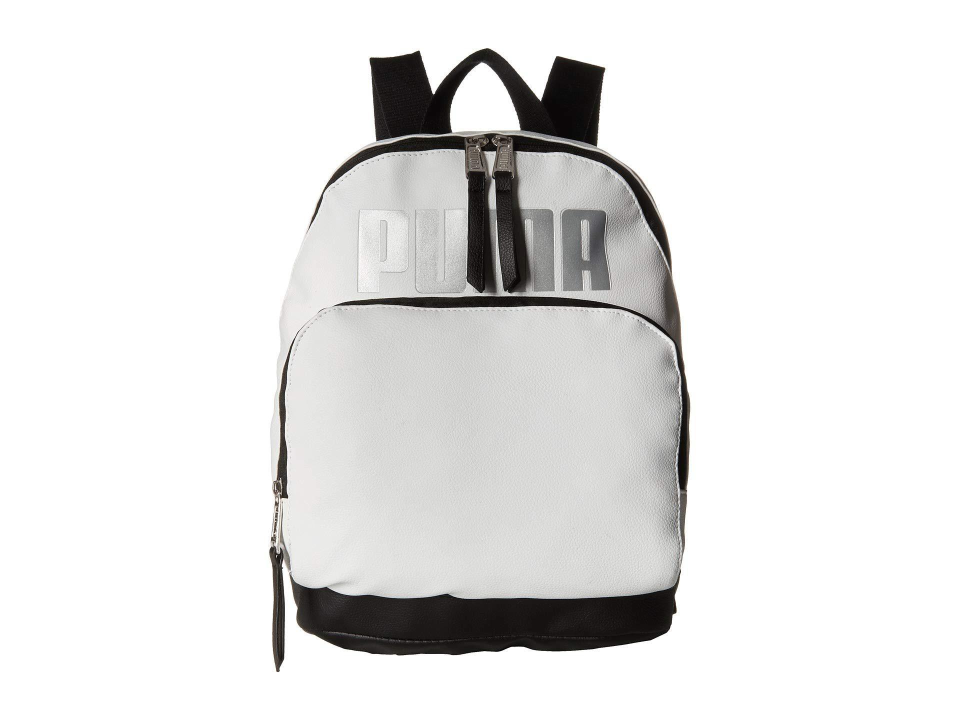 Lyst - PUMA Evercat Royal Pu Backpack in Black - Save 46% a148bb7c68c4f