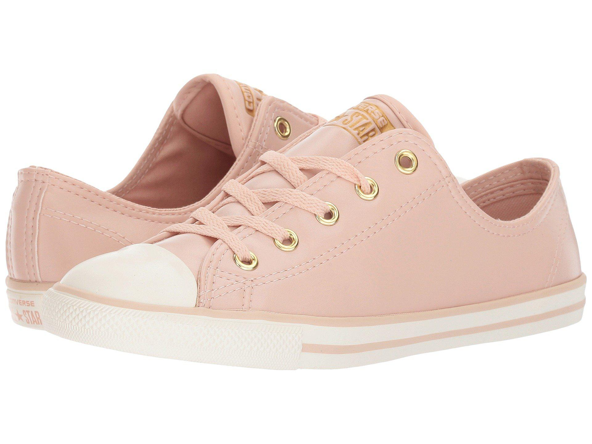 Converse Chuck Taylor All Star Dainty Craft SL(Women's) -Dusk Pink/Gold/Egret Very Cheap Price Outlet For Cheap 6onbYl84