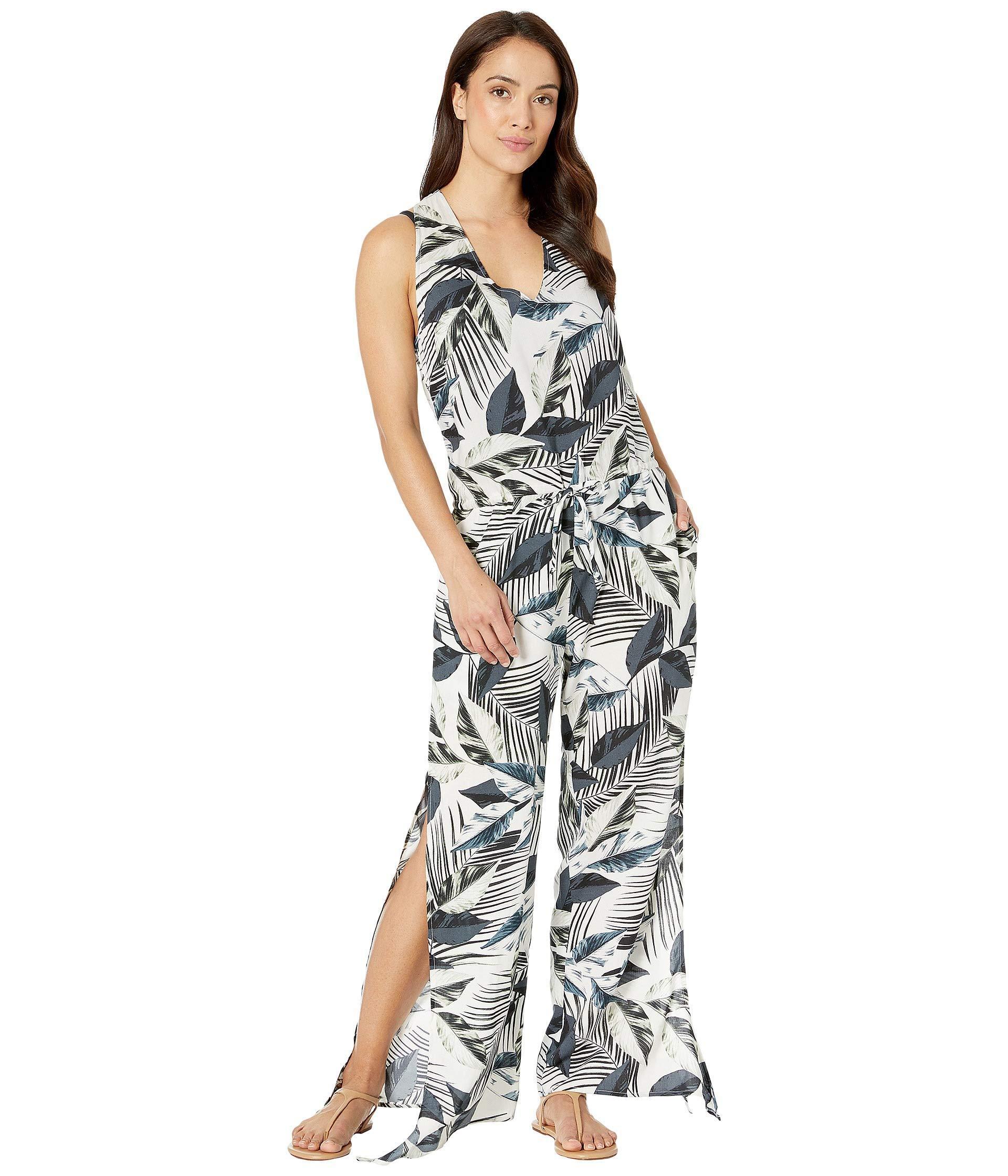 b04073fc17113 La Blanca Moment Of Zen Wrap Jumpsuit Cover-up in Blue - Lyst