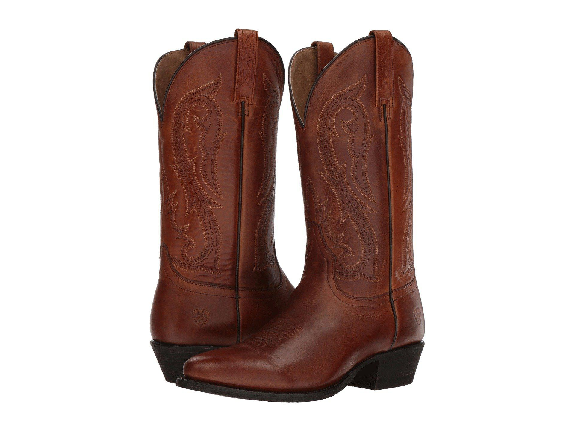 0de1f1726f2 Lyst - Ariat Circuit Round Toe in Brown for Men - Save ...