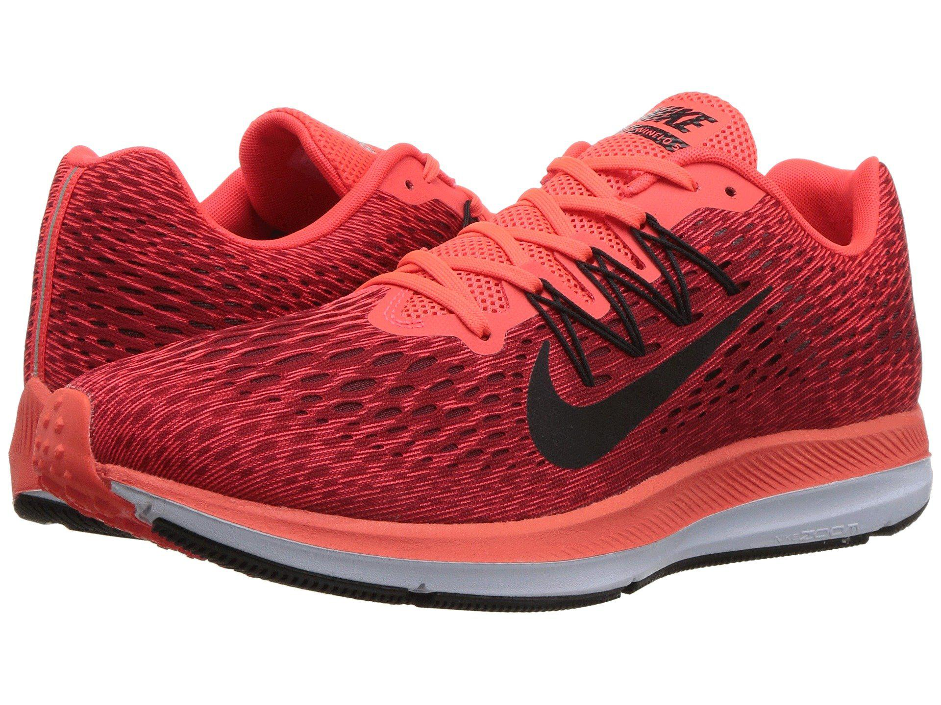 759db03afbd2 Lyst - Nike Air Zoom Winflo 5 in Red for Men - Save 19%