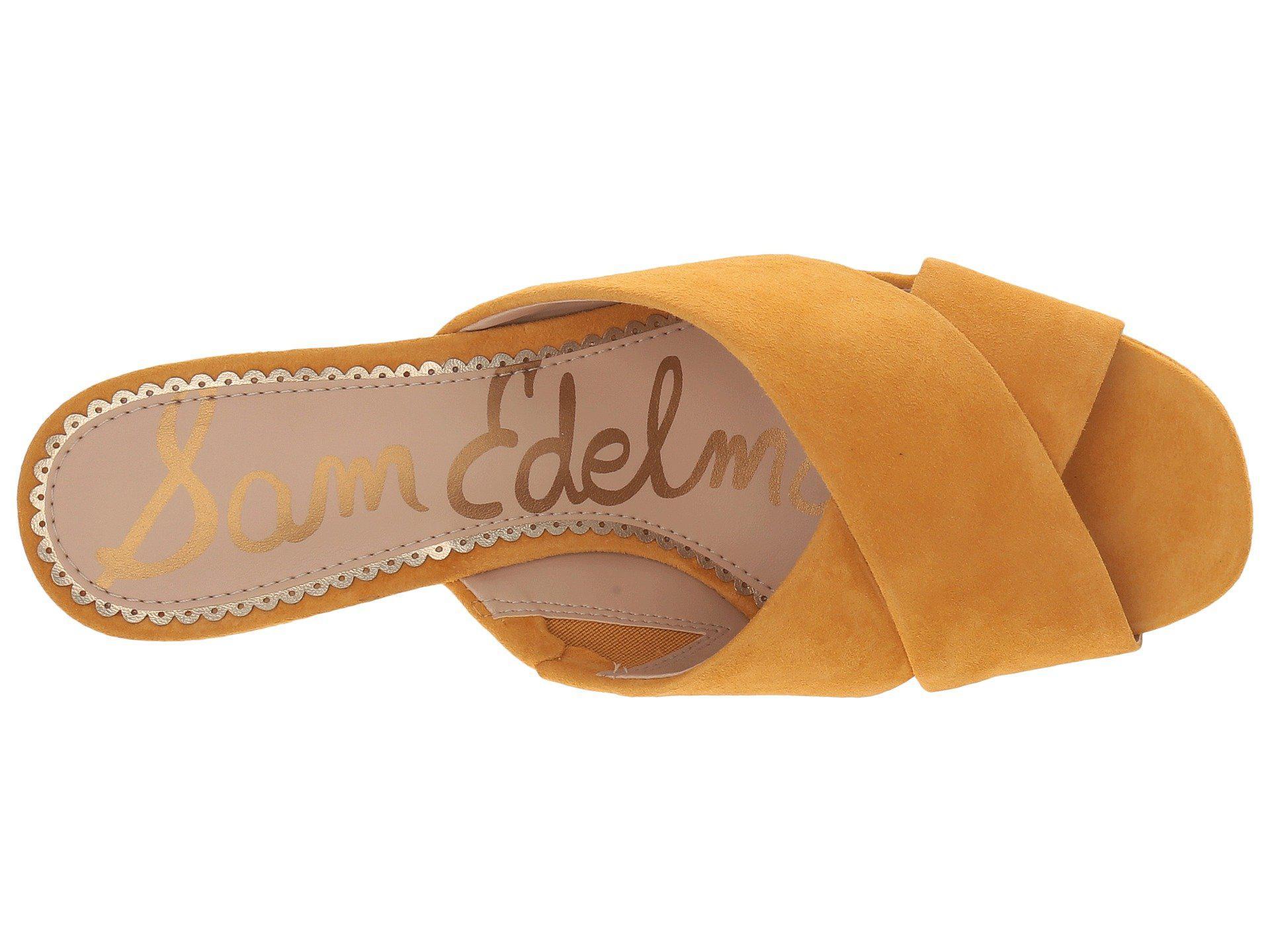 5863863b6dc Sam Edelman - Multicolor Jayne - Lyst. View fullscreen
