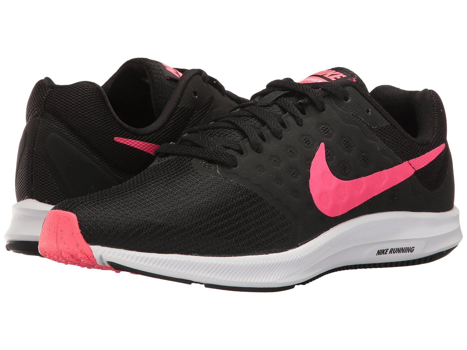c33bfb187428d Lyst - Nike Downshifter 7 in Black - Save 30%