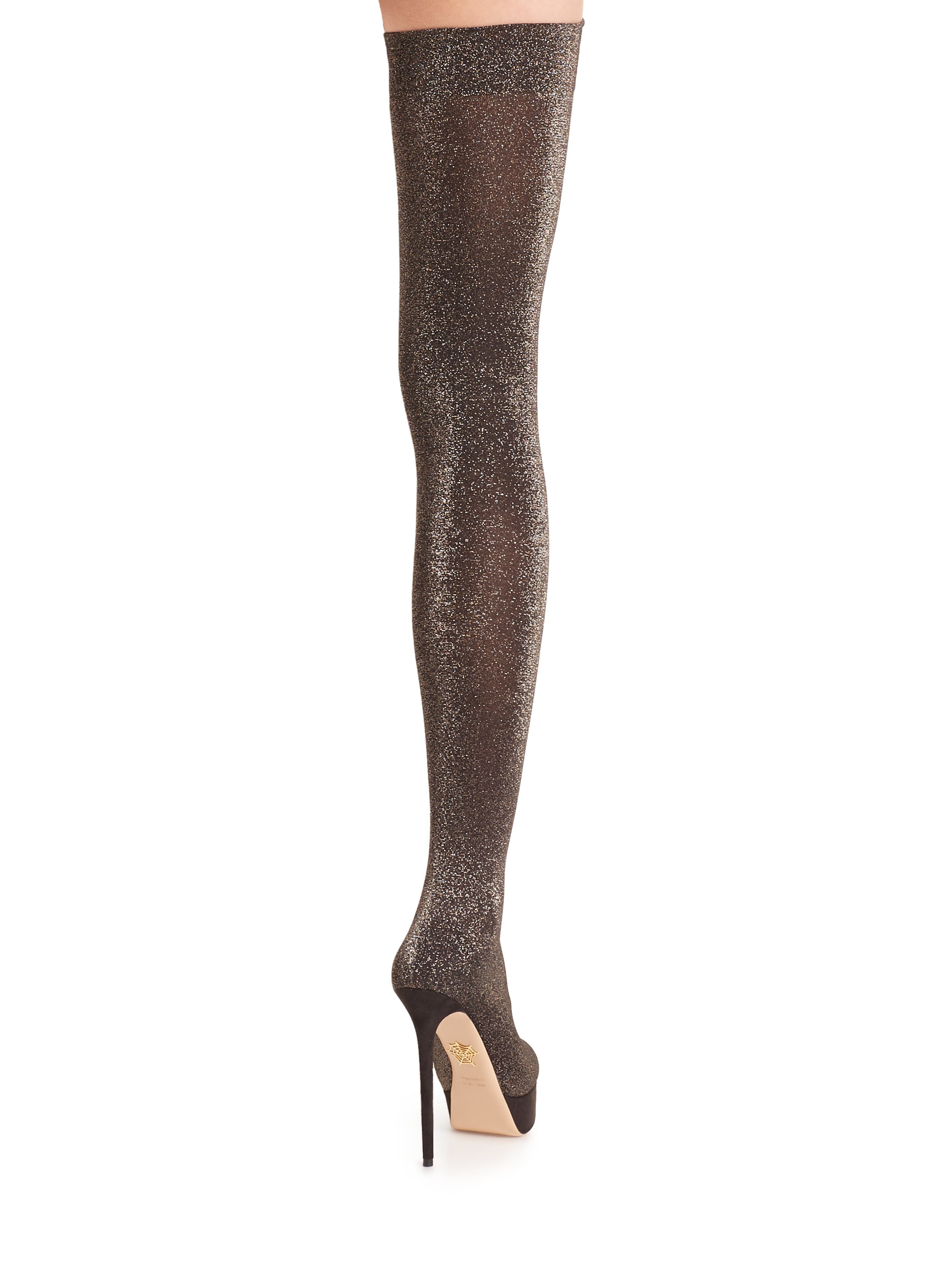 largest supplier cheap price Charlotte Olympia 'More Is More' boots buy cheap store buy cheap best wholesale best place for sale qTtFqFoli