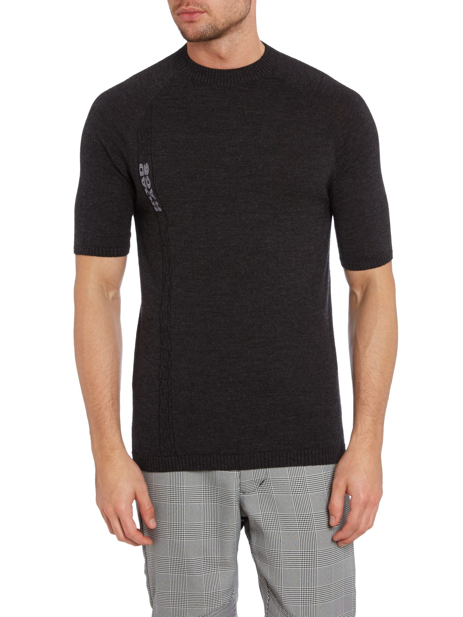Road Rags Hoxton Merino Cycling Top in Black for Men - Lyst f561a39bd