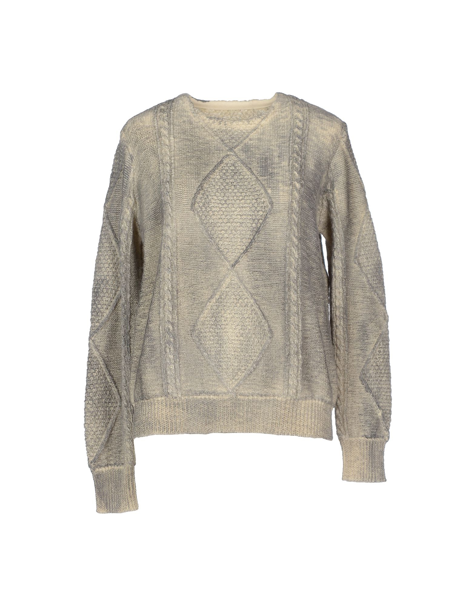 Lyst mm6 by maison martin margiela jumper in gray for Mm6 maison margiela
