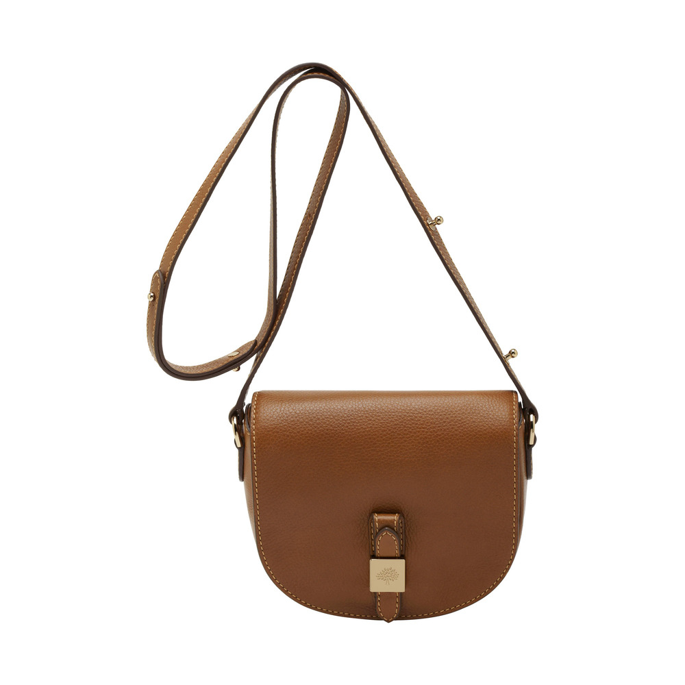... wholesale lyst mulberry small tessie satchel in brown 174c2 0dab3 ... c06887fb43f31