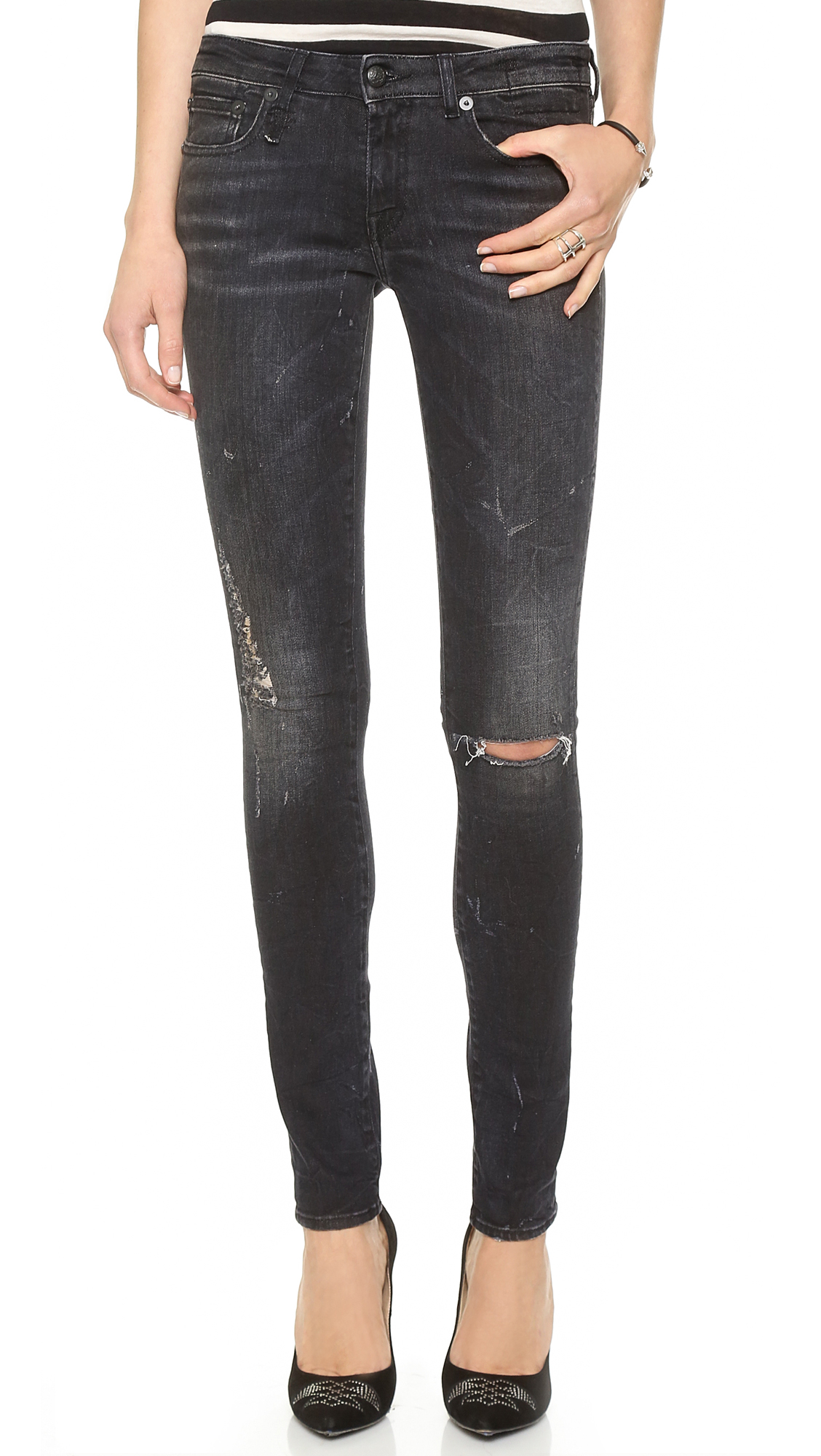 Womens True Religion Skinny Jeans