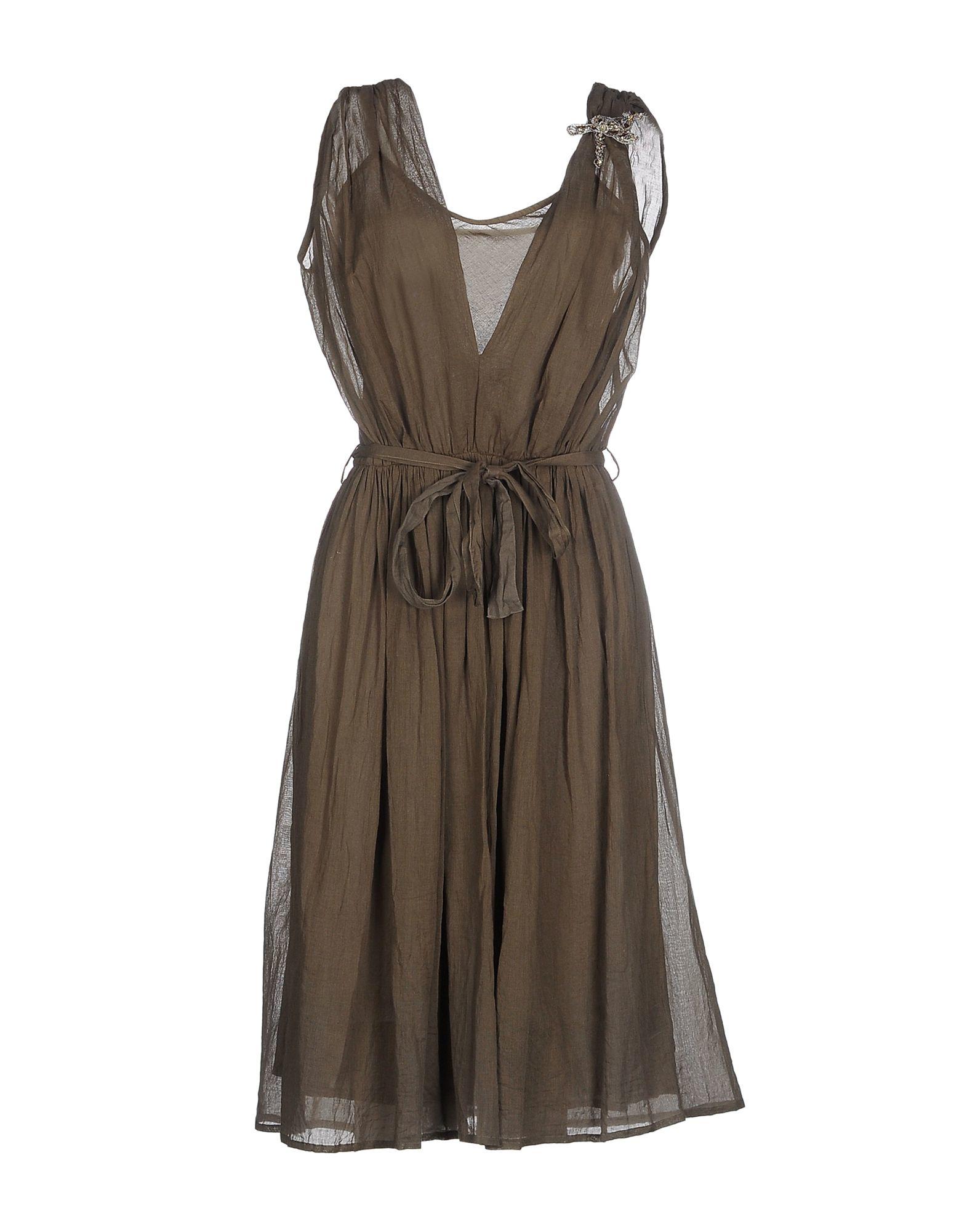 Designer Batik Dress