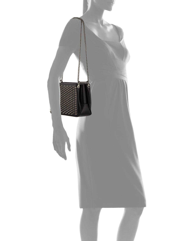 Triloubi small black logo studded bag Christian Louboutin zyMDXyewCH