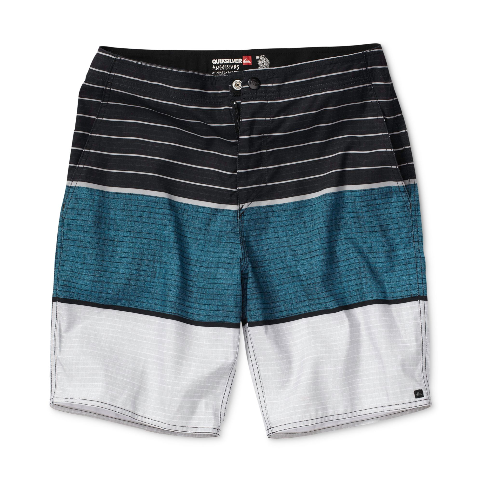 6822df25e4 Quiksilver Monsoon Land To Water Shorts in Blue for Men - Lyst