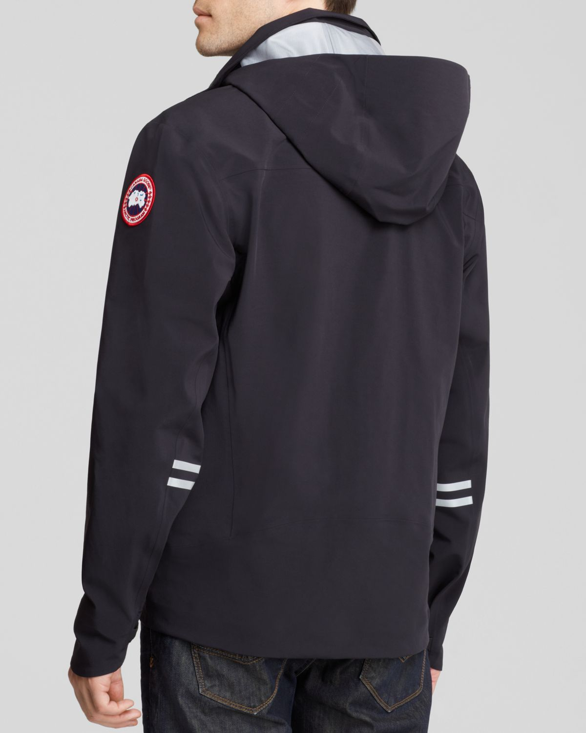 Canada goose Ridge Shell Jacket in Black for Men | Lyst