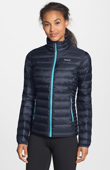 Lyst - Patagonia Packable Down Sweater Jacket 8159edef1