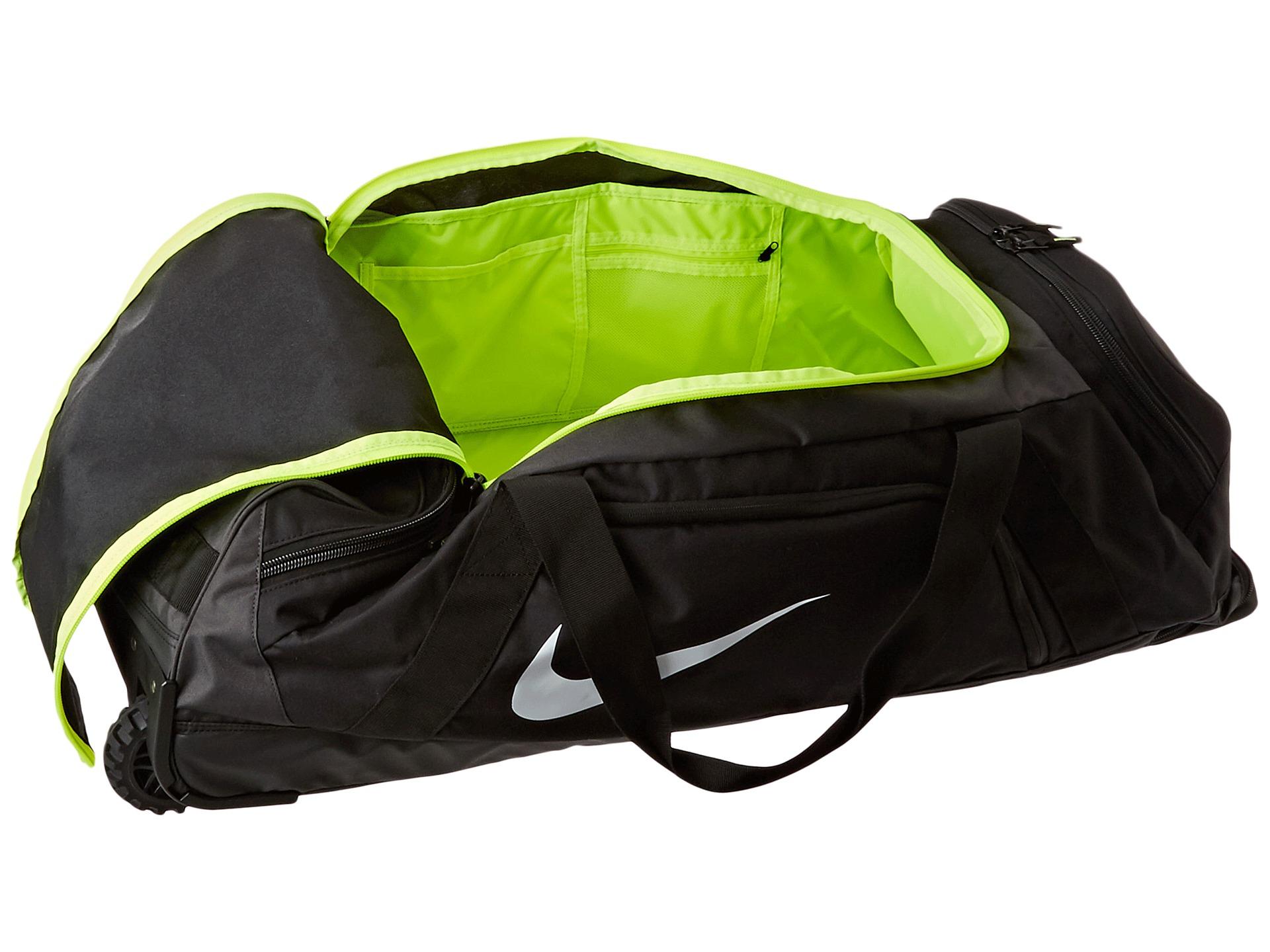 59226a7f60f5 Lyst - Nike Mvp Elite Roller Bag in Gray