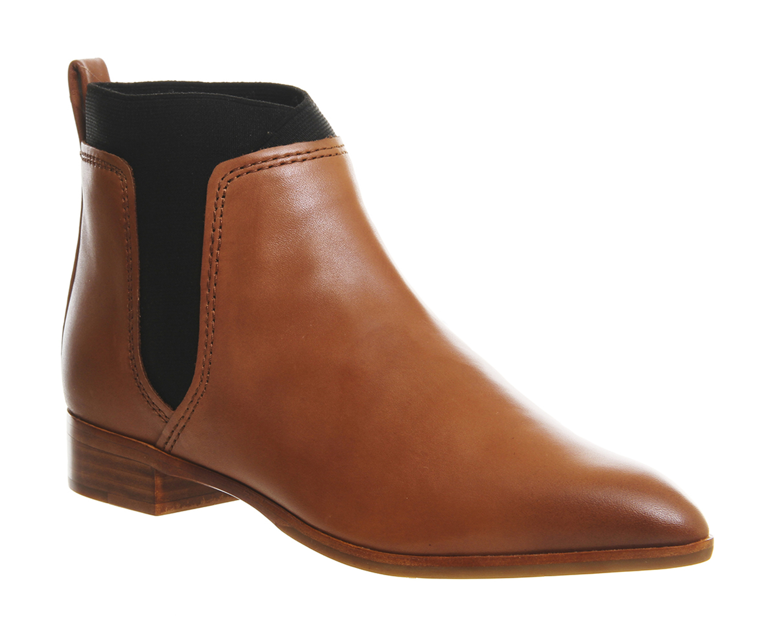 ted baker maki chelsea boots in brown lyst