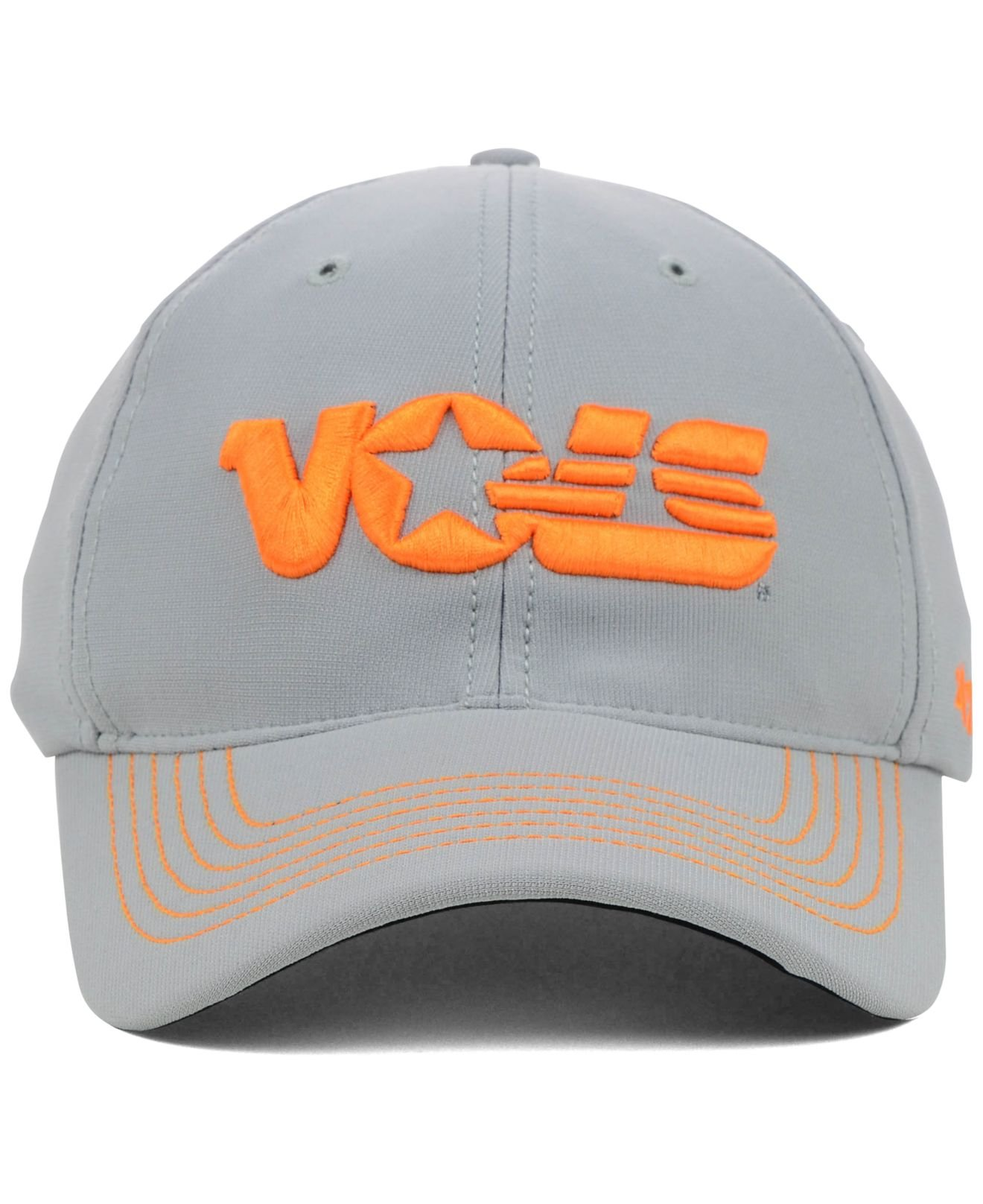 innovative design c1dd8 31bd7 ... chapeaux noir orange 87a36 4b326  shopping lyst 47 brand tennessee  volunteers game time closer cap in gray 4d03b 2545b