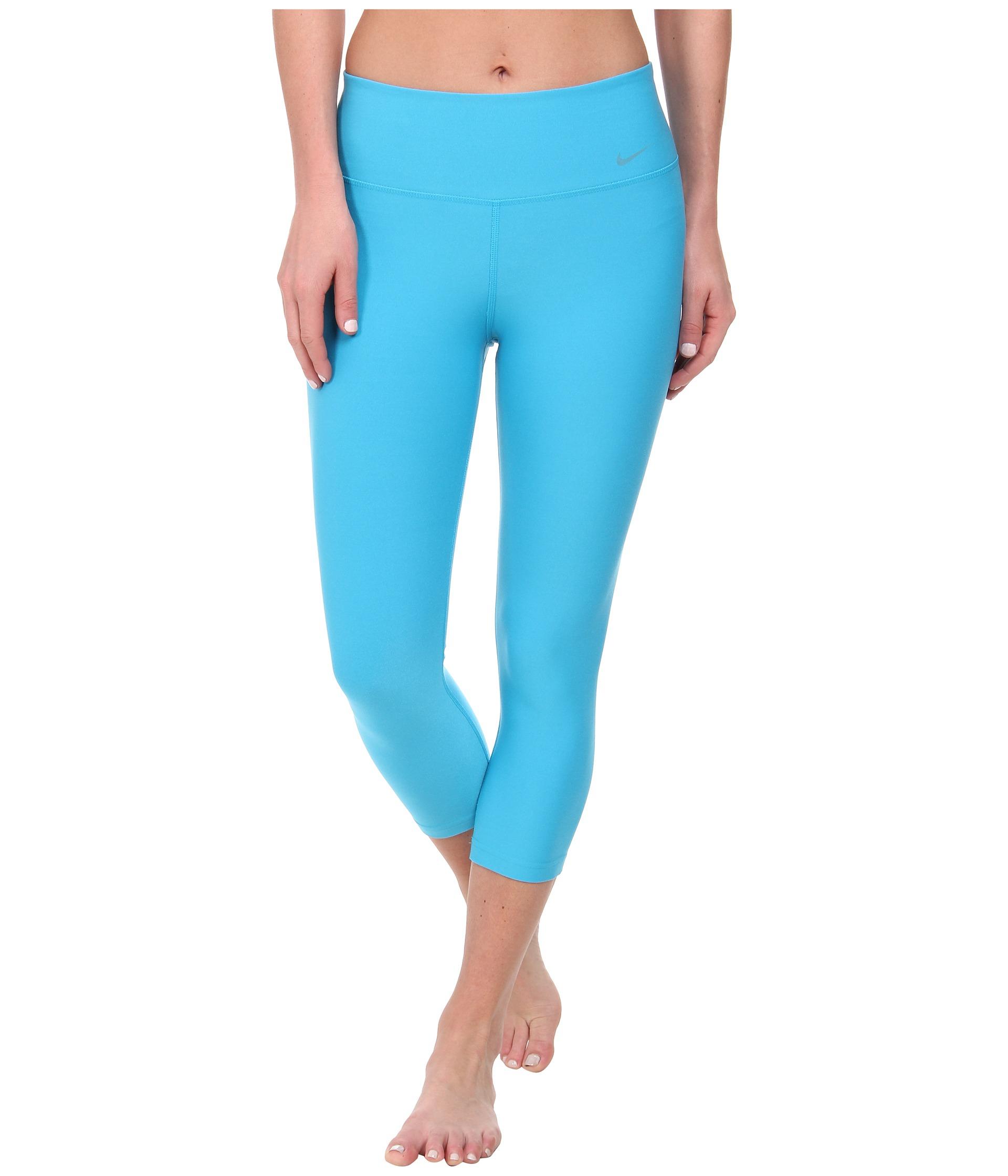 nike air max avis de sensation - Nike Legend 2.0 Tight Poly Capri in Blue | Lyst