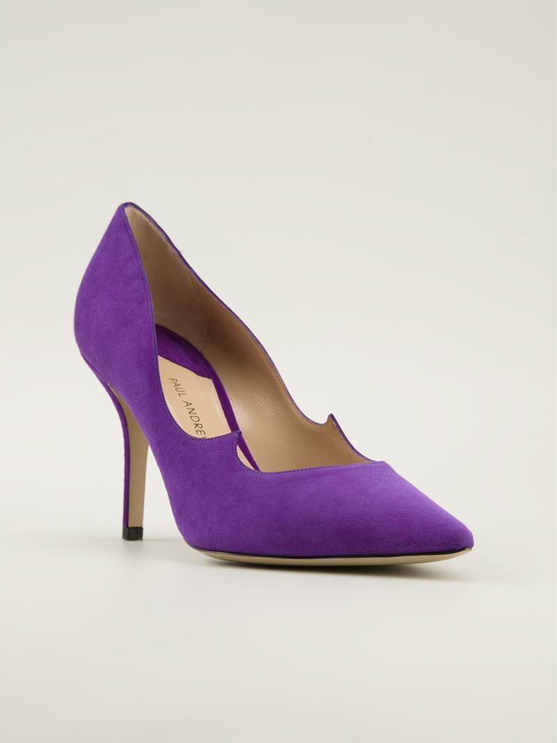 Kimura pumps - Pink & Purple PAUL ANDREW Authentic For Sale Recommend Sale Online QSiY9jZJpA