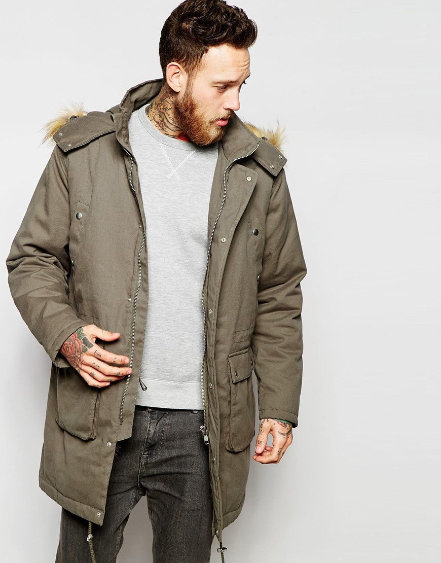 Discover men's parka coats and parka jackets at ASOS. From black parkas, fur lined parkas to hooded and waterproof parka jackets. Available today at ASOS.