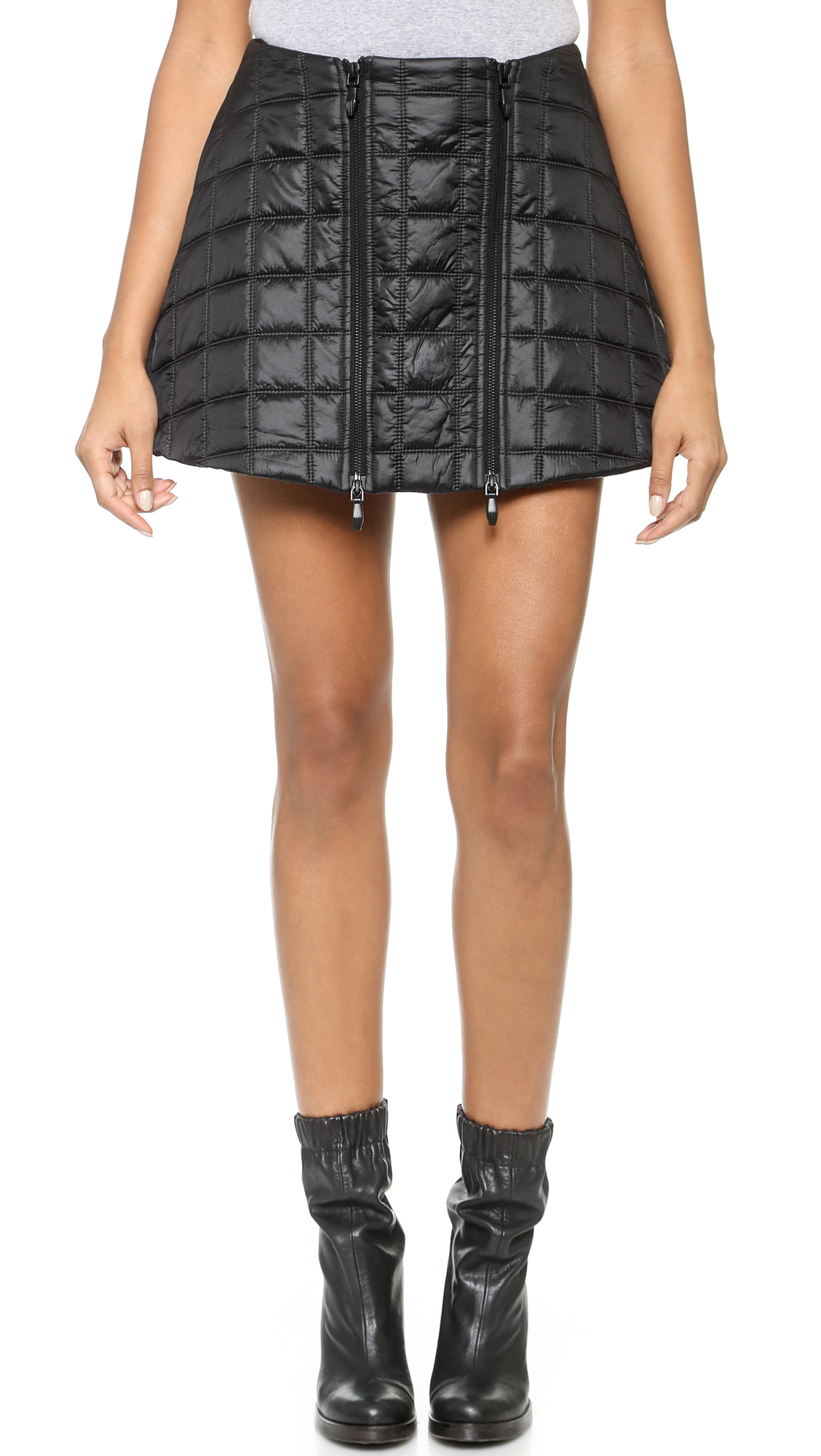 Opening Ceremony Fall 2015: Opening Ceremony Pieter Ripstop Flare Skirt