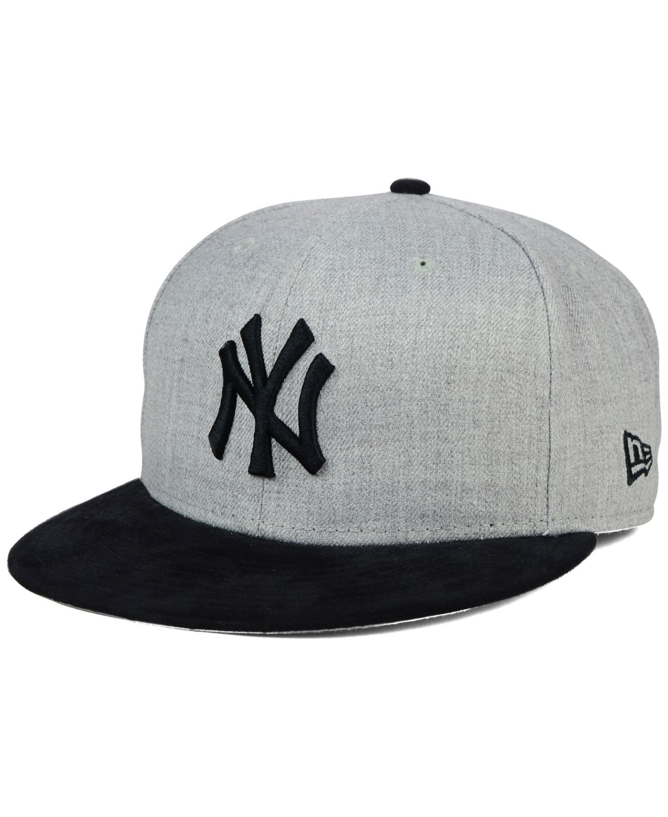 HEATHER MIX 9FIFTY NEW YORK YANKEES - ACCESSORIES - Hats New Era L0dEytDCzY