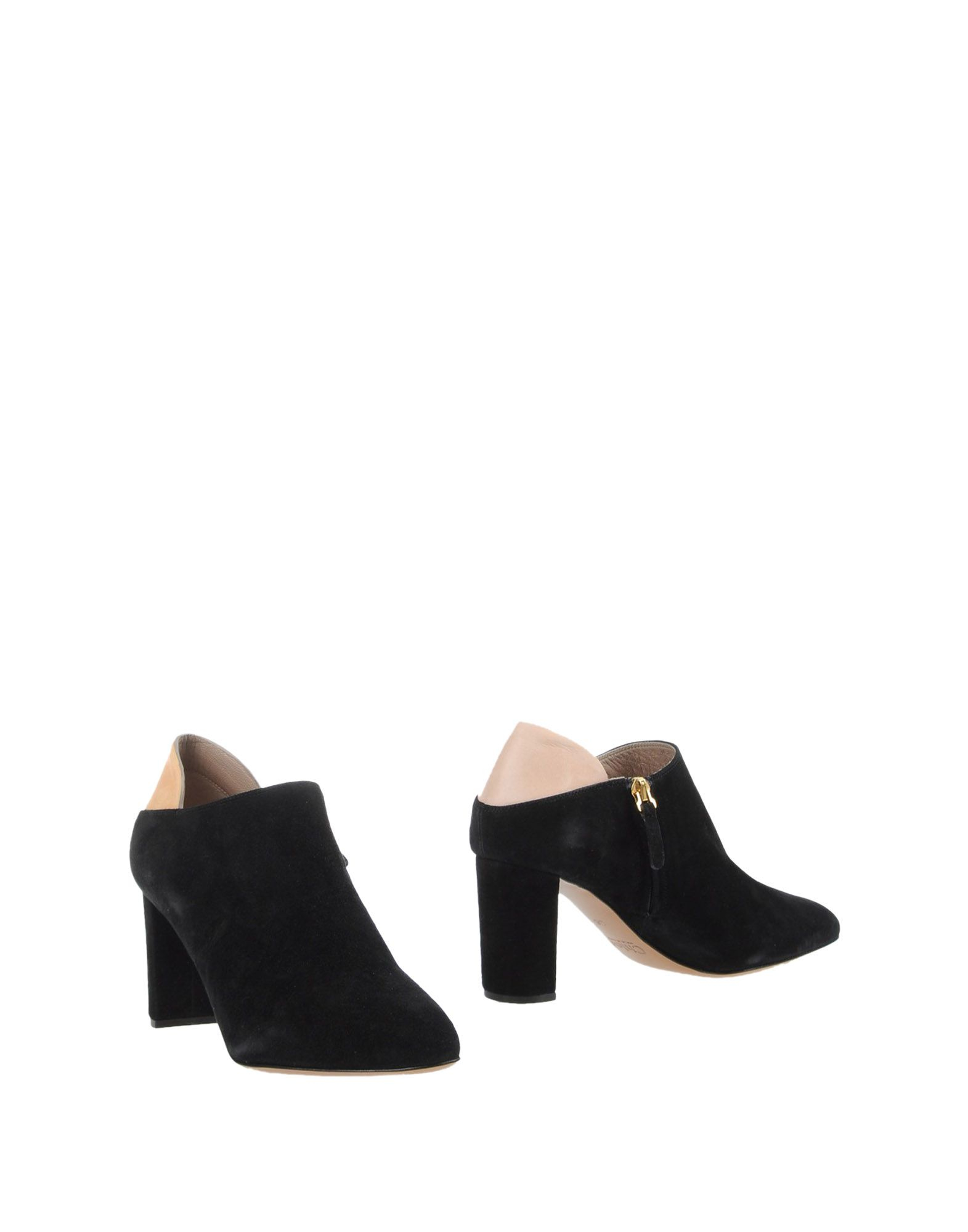 Chloé Shoe Boots in Black | Lyst