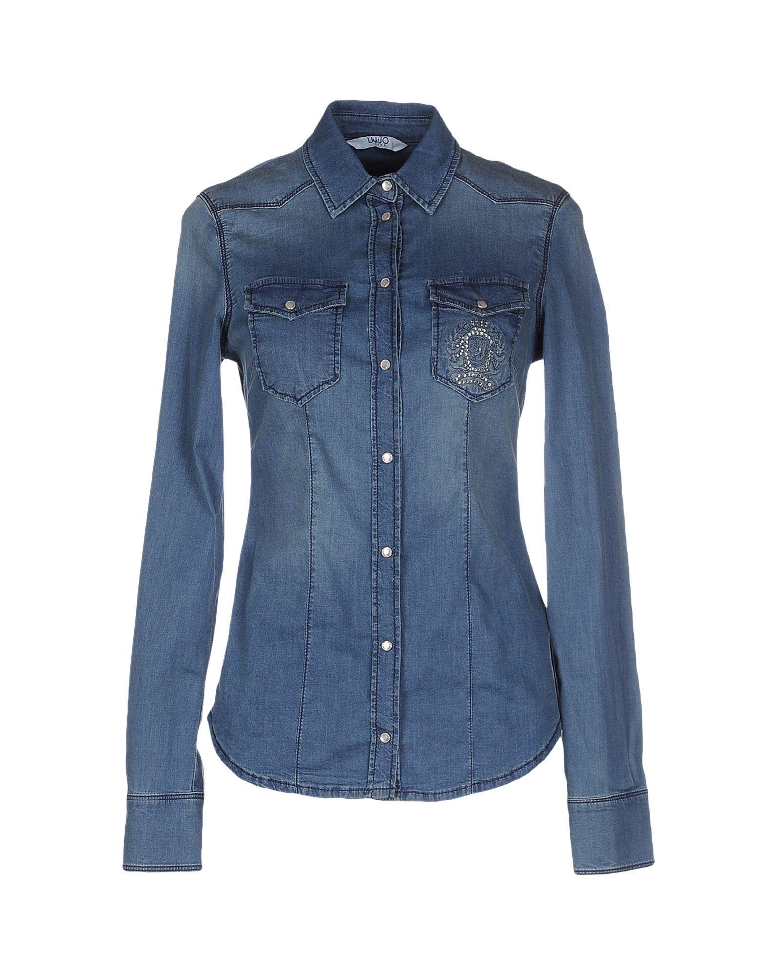 DENIM - Denim outerwear Liu Jo Footlocker Pictures Cheap Price tNUn2W