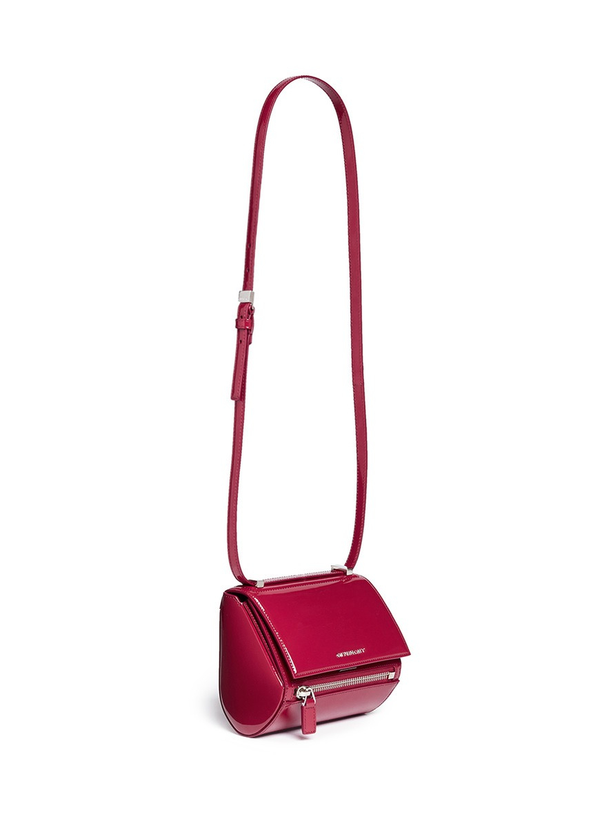 Givenchy pandora box mini leather shoulder bag givenchy for Givenchy outlet online