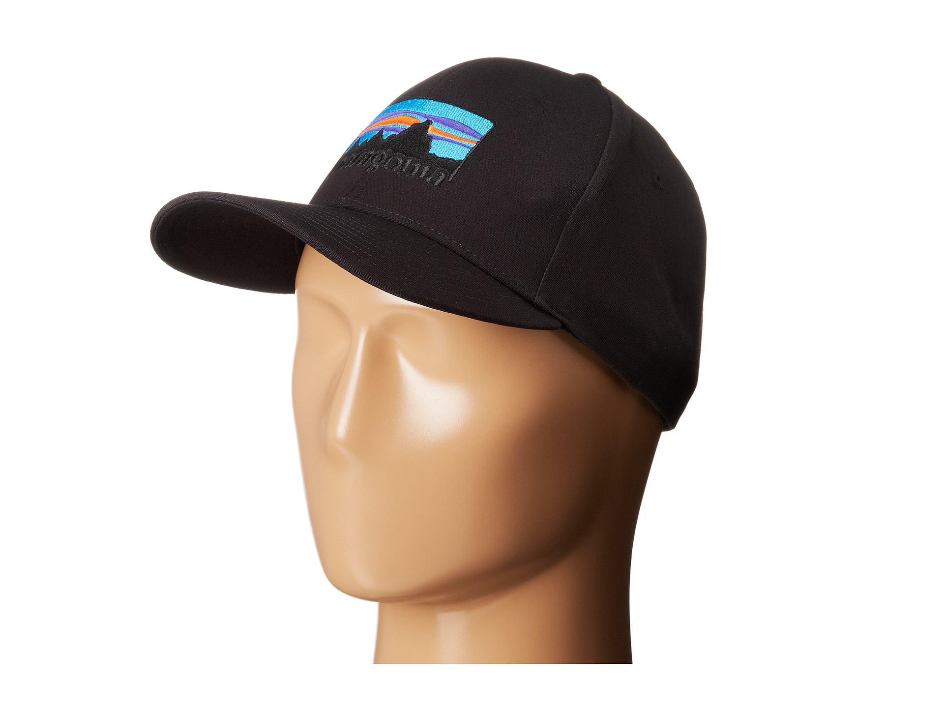 Lyst - Patagonia 73 Logo Roger That Hat in Black dce397b0e85