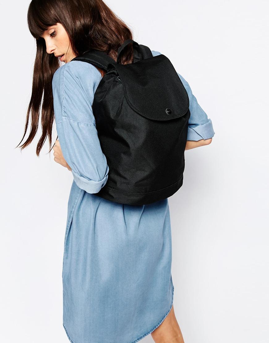 Lyst Herschel Supply Co Reid Backpack In Black In Black