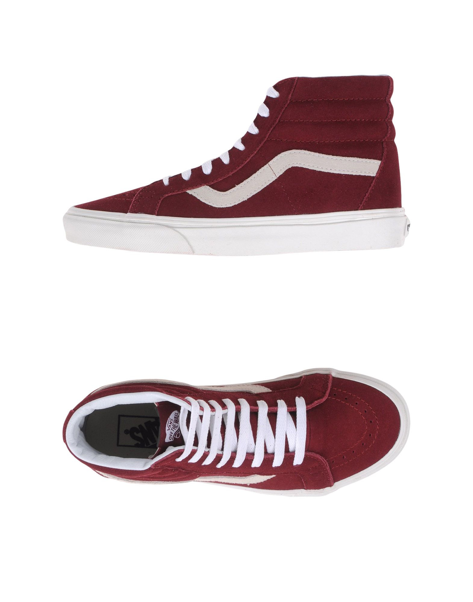 52fdaef58db8 Vans Maroon And Grey littleonesequipmenthire.co.uk