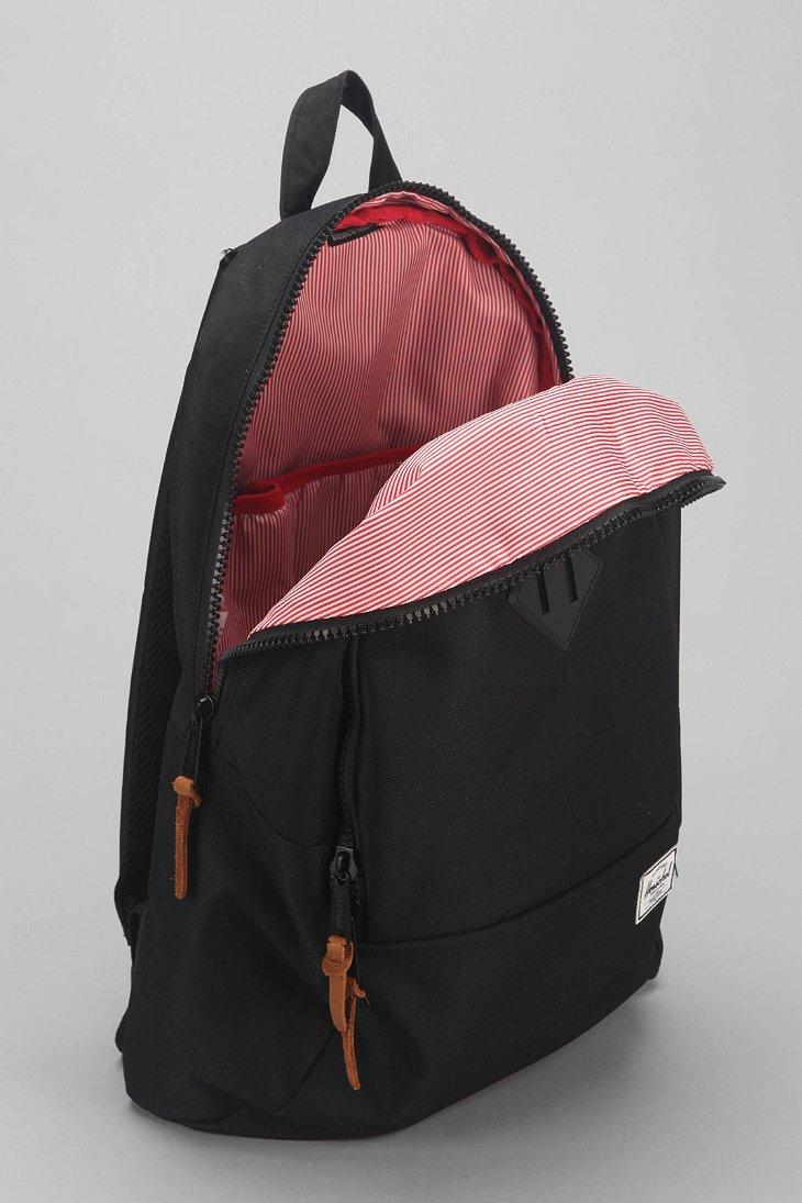 aa9d6b6806d Lyst - Herschel Supply Co. Nelson Backpack in Black for Men